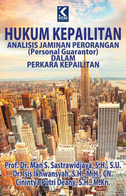 ANALISIS JAMINAN KEUANGAN (Personal Guarantor)