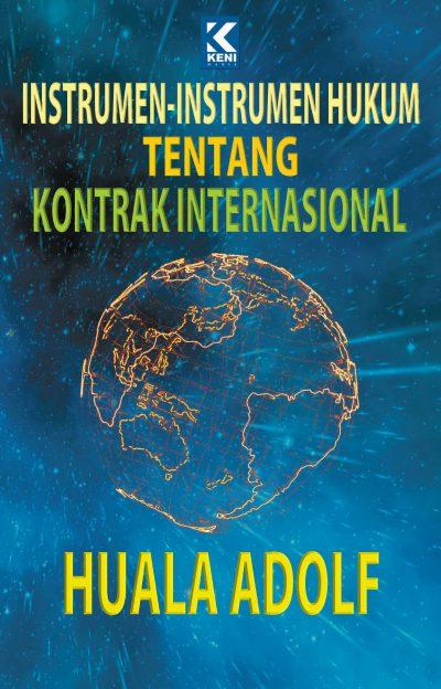 Instrumen Hukum Kontrak Internasional