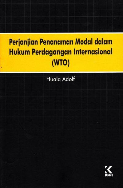 perjanjian penanaman modal WTO